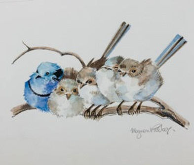 Mignon Parker - Splendid Wrens III.jpg
