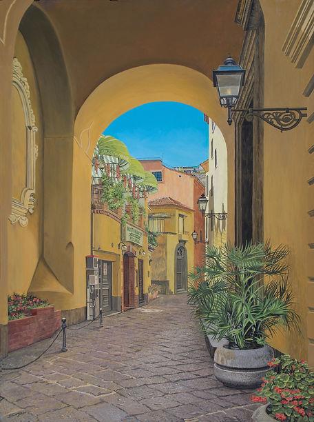 Freda Surgenor - Morning in Sorrento.jpg