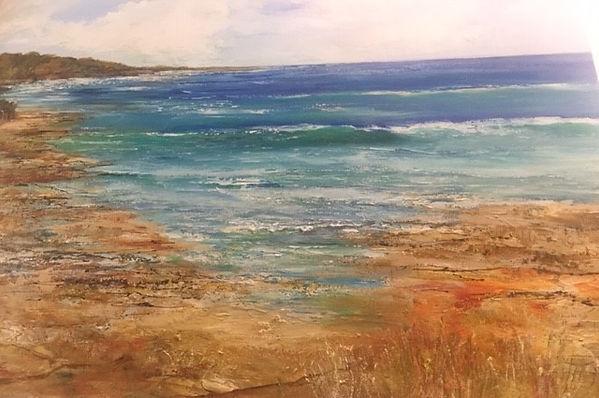 Sue Fyfe Magary Narrabeen Beach.JPG