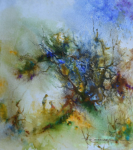 Peter Fennell - Colours of the Bush.jpg