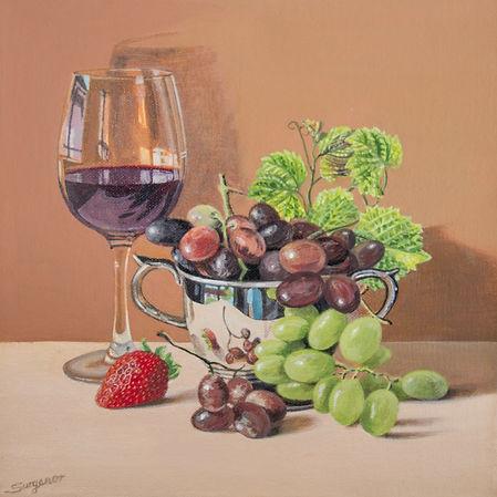 Freda Surgenor - Fruit of the Vine