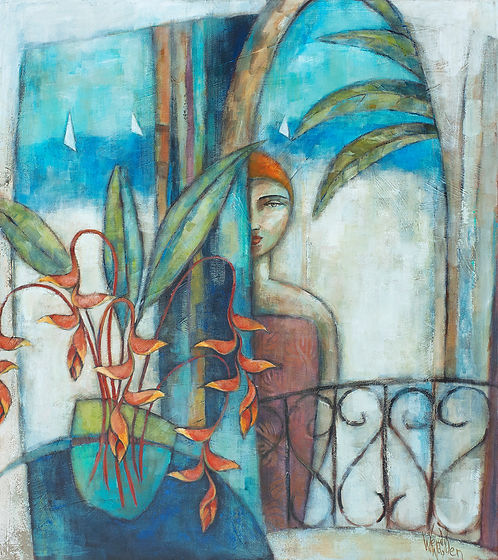 Wendy Wooden - Tropical Encounter