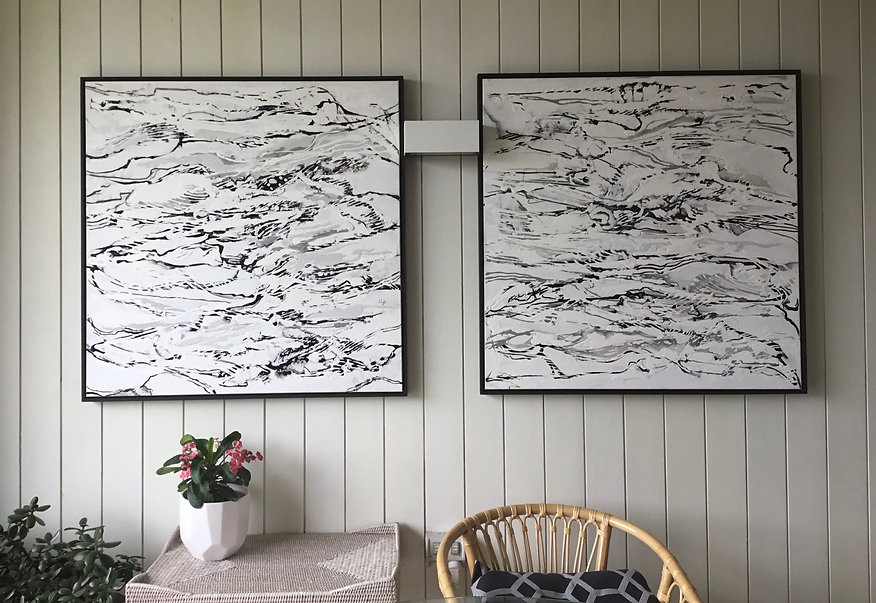 Sue Fyfe | Fresh Water Rock Patterns