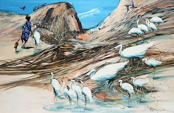 Richard Bogusz - front beach