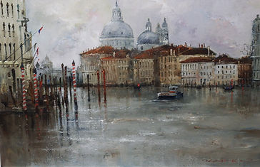 Peter Fennell - The Grand Canal.JPG