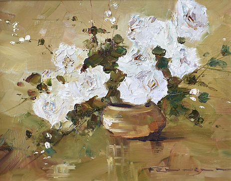 Peter Fennell - A White Bunch.jpg