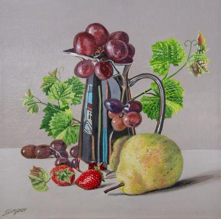 Freda Surgenor - Silver Vase
