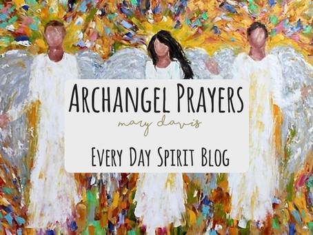Archangel Prayers