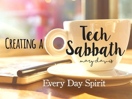 Creating a Tech Sabbath