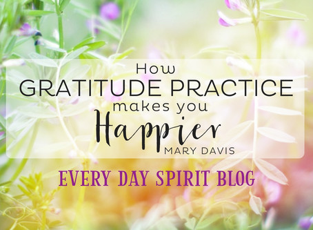 How Gratitude Practice Makes You Happier