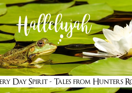 A Froggy Hallelujah