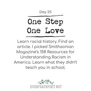 Every Day Spirit Unity 25