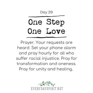 Every Day Spirit Racial Harmony 29