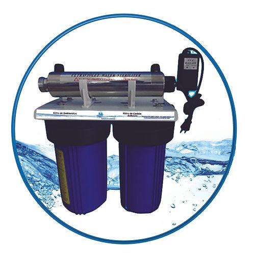 Sistema de Purificación de Agua para el Hogar SS2+UV BB10