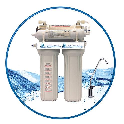 Sistema de Purificación de Agua SS2UV+1