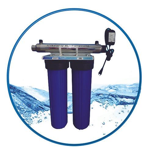 Sistema de Purificación de Agua para el Hogar SS2+UV BB20