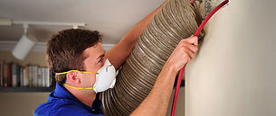 Air duct cleaning dana point