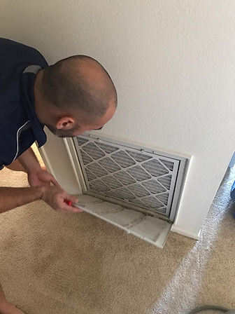 ai duct cleaning in newport beach california