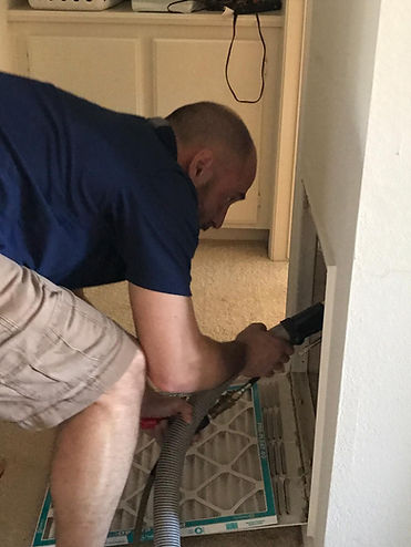 air duct cleaning in ivine california