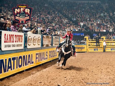 Miss Rodeo America 2016 Katherine Merck Farewell