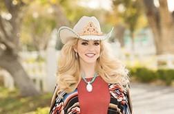 Irish cowgirl