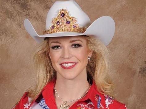 Miss Rodeo America 2016: Katherine Merck, Miss Rodeo Washington