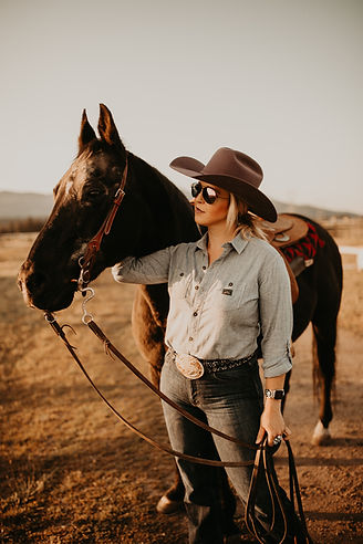 Cowgirl CEO Katherine Merck