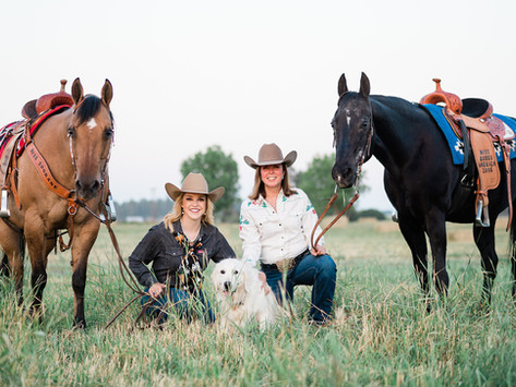 A Cowgirl is Born, Not Made