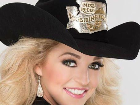 Spokane native named Miss Rodeo America