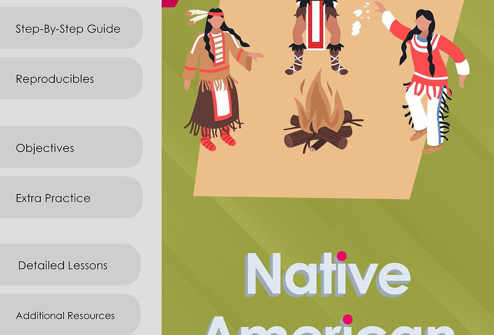 Native American - 3rd-6th Grade