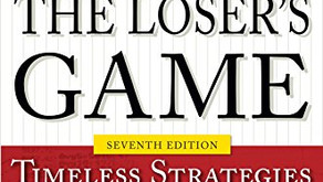 Required Reading: Winning The Loser's Game