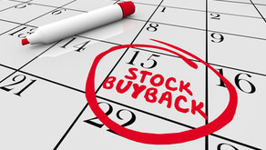 Stock Buybacks Are Back Big Time: Spread The News!