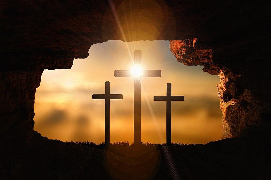 Easter Sunday Pueblo West, CO 3 crosses
