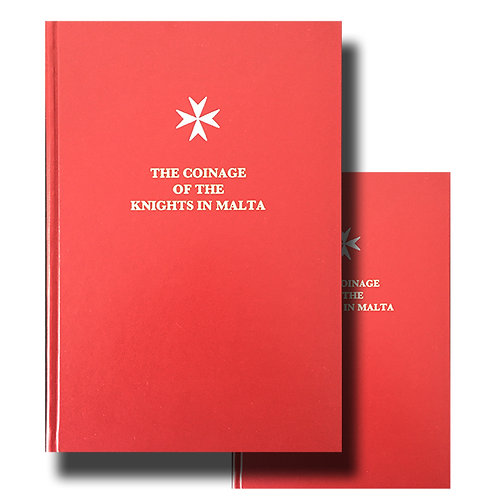 The Coinage Of The Knights Of Malta 2 Volumes