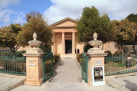 Malta_-_Mdina_-_Wesgha_tal-Muzew_-_Domus