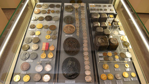 Medals and more ... Exonumia