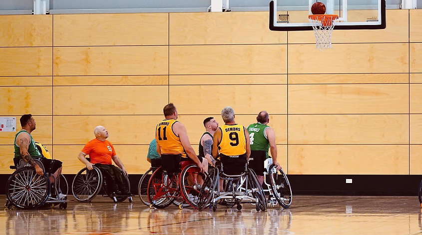 Adelaide Wheelchair Basketball League