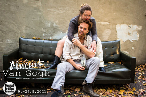 VINCENT VAN GOGH das Musical
