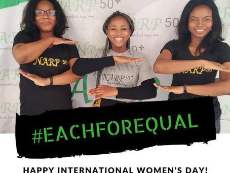 Celebrating Women - International Women's Day 2020