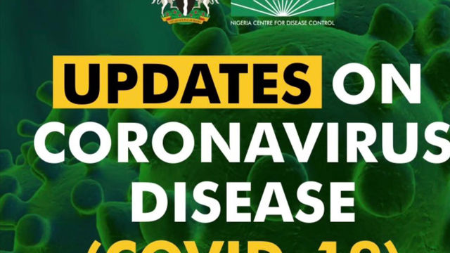 COVID-19 IN NIGERIA - IT IS REAL