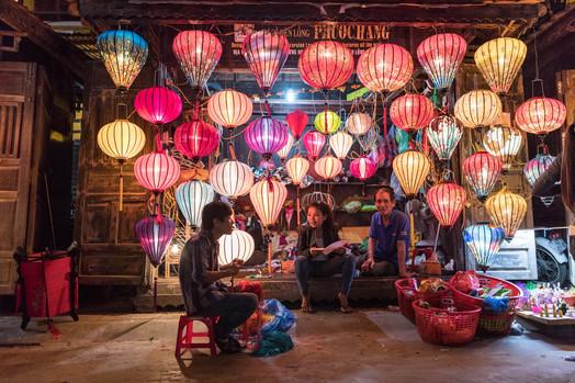 Ho ian,Da Nang, Vietnam.