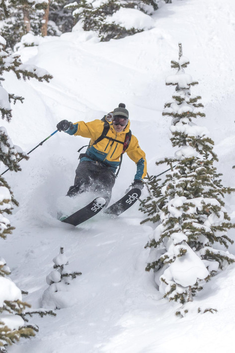 Jones Pass Colorado