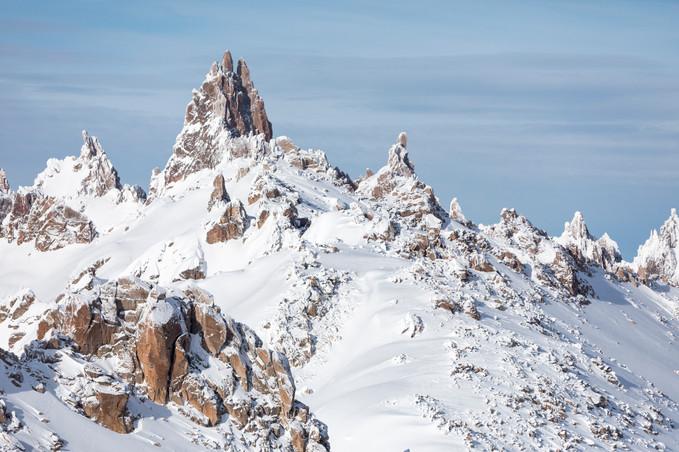 Punta Princesa,Cerro Catedral Bariloche.
