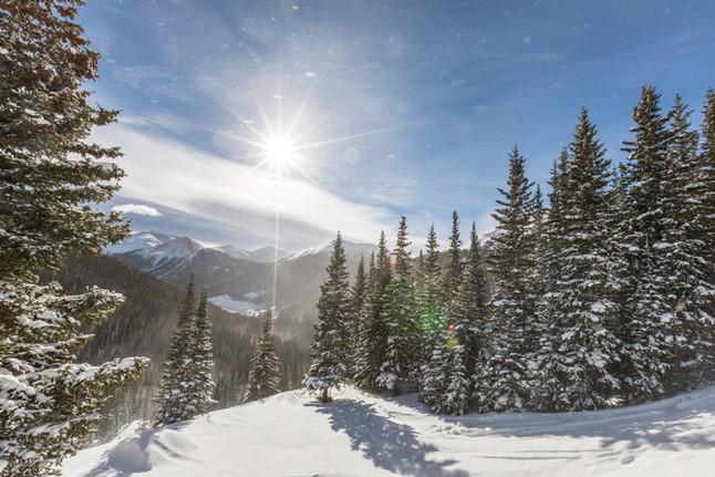 Jone´s Pass ,Colorado ,Usa.