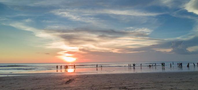 Kuta Beach Indo