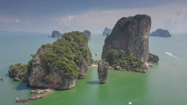 James Bond Island ,Thailand.