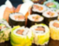 japanese food catering, sushi catering
