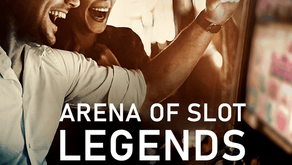 【毎週200,000円進呈】ARENA OF SLOT LEGENDS開催中!