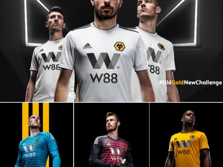 W88 ウルヴァーハンプトン・ワンダラーズFCとスポンサー契約