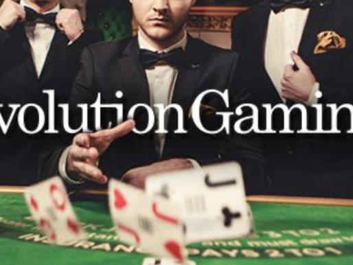 カジ旅 ライブカジノ エボリューションゲーミング